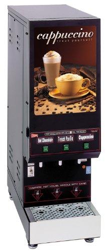 Grindmaster-Cecilware 3B3N5.5-LD 3-Flavor Hot Powder Beverage Dispenser, ()