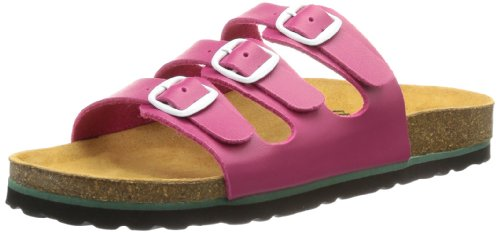 Lico BIOLINE, Damen Flache Hausschuhe, Pink (PINK), 37 EU (4 Damen UK)