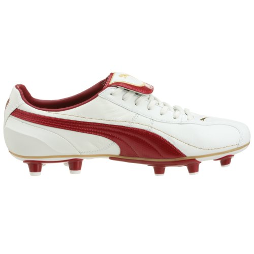 Puma - Zapatillas de fútbol para hombre Blanco