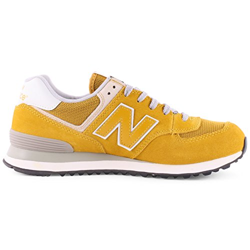 new balance femmes jaune 574