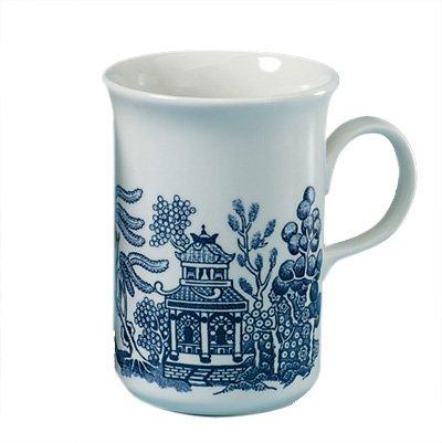 Blue Willow 8 oz mug