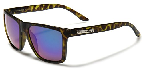 Retro Vintage Sunglasses with Color Mirror - For Nz Tortoise Sale