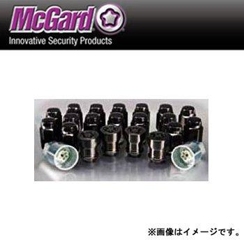 マックガード ウルトラハイセキュリティ インストレーションキット 袋タイプテーパー形状 ブラック MCG84864BK M12×1.25 20個セット ニッサンスバルスズキ B0151568BI