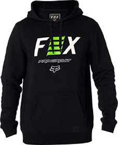 Fox Racing Men's Fox Pro Circuit Hoody Pullover Sweatshirts,X-Large,Black