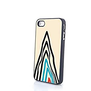 Generic Creative Newfashioned Hot Sale Phone Cases fit for iPhone 4/4S PC Matte Cases