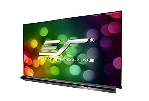 Elite Screens WhiteBoardScreen TE, 113-inch 16:10, Dry Erase Magnetic White Board Projector Screen, WB113XW1