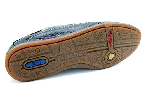 Fluchos 7580 Tornado Marino - Zapato de caballero sin cordones