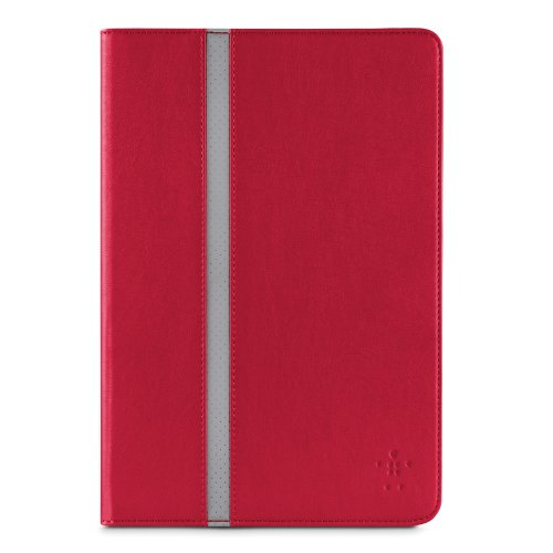 Belkin Cinema Stripe Cover with Stand for 10.1-Inch Samsung Galaxy Tab 3 - Rose - Belkin Polycarbonate Case