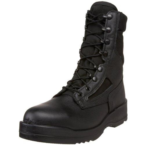 Wellco Men's Hot Weather Steel Toe Combat Boot - stylishcombatboots.com