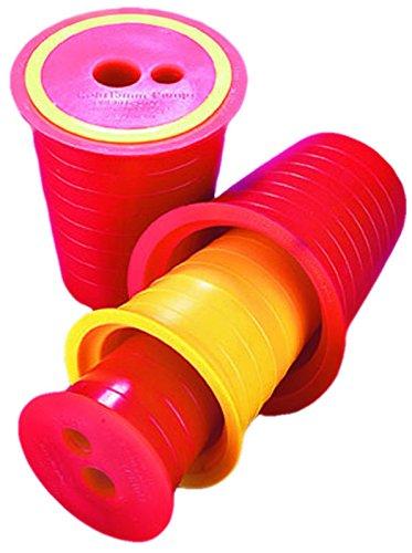 AZLON PWJ020 Bouchons à arrêt unique ou multiple avec orifice de 12 mm pour PWJ016 Duran Inc