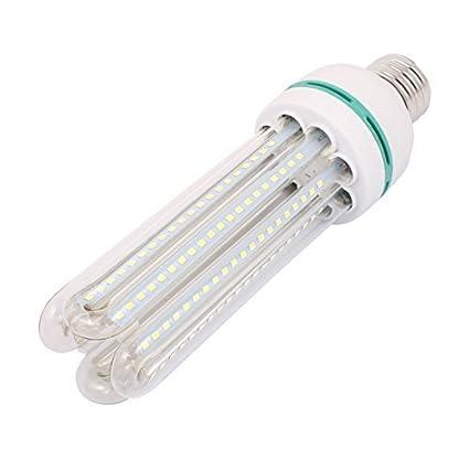 eDealMax 30W LED de tipo T bulbo del maíz Iluminación para el hogar E40 2835SMD lámpara