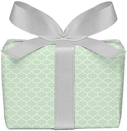 2 Feuilles et 2 étiquettes Abeille Cadeau Papier d/'emballage
