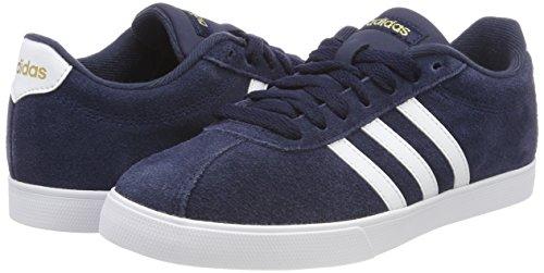 maruni Adidas ftwbla dormet Femme Courtset 000 Chaussures De Tennis Bleu 6RwY7qRS