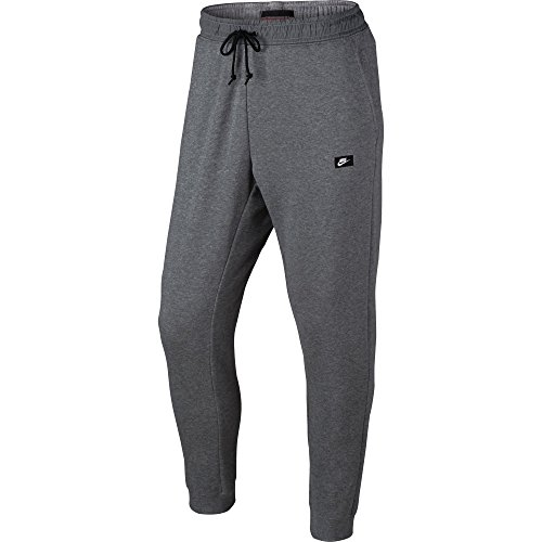 Nike Sportswear Modern Men's Jogger Carbon Heather/Black 805154-091 (Size M)