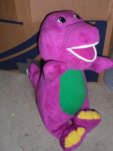 Fisher Price Magical Friend (Barney Costumes Toddler)