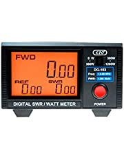 K-PO DG-103 Digital SWR + Watimeter, HF1,6 tot 60 MHz, vermogen 1200 W
