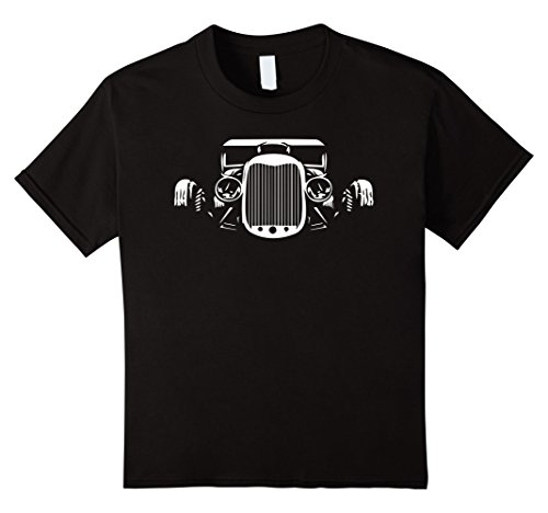 unisex-child 1932 Hot Rod Shilouette 6 (Youth Hot Rod)