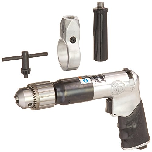 Chicago Pneumatic CP789HR 1/2-Inch Super Duty Reversible Air Drill by Chicago Pneumatic