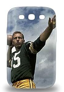 Flexible Tpu Back 3D PC Case Cover For Galaxy S3 NFL Green Bay Packers Bart Starr #15 ( Custom Picture iPhone 6, iPhone 6 PLUS, iPhone 5, iPhone 5S, iPhone 5C, iPhone 4, iPhone 4S,Galaxy S6,Galaxy S5,Galaxy S4,Galaxy S3,Note 3,iPad Mini-Mini 2,iPad Air )