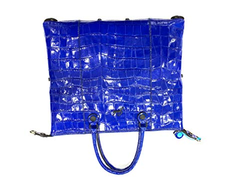 Gabs Cuero Mujer bluette Bolso De Azul M Para Cruzados w6ZpF