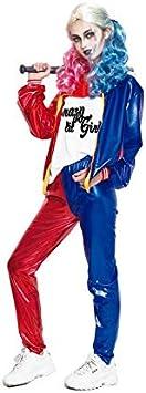 Partilandia Disfraz Jokers Baby Mujer Adulto para Carnaval L ...