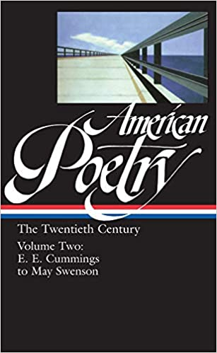 American Poetry The Twentieth Century Volume 2 E E Cummings