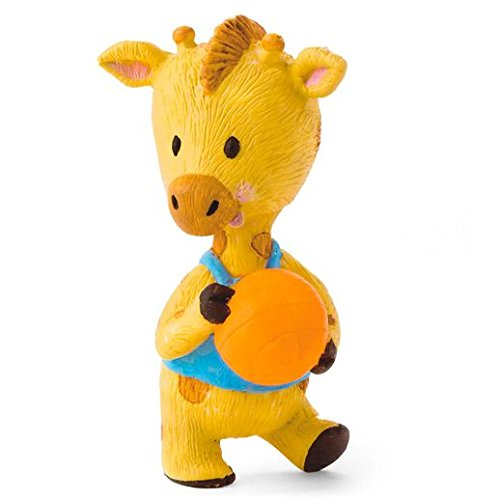 (Hallmark Merry Miniatures Basketball Giraffe Figurine)