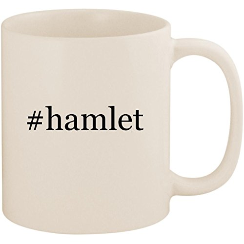#hamlet - 11oz Ceramic Coffee Mug Cup, White