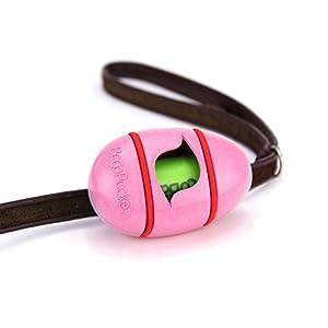 Beco Pets Becopocket Bag Dispenser, Pink