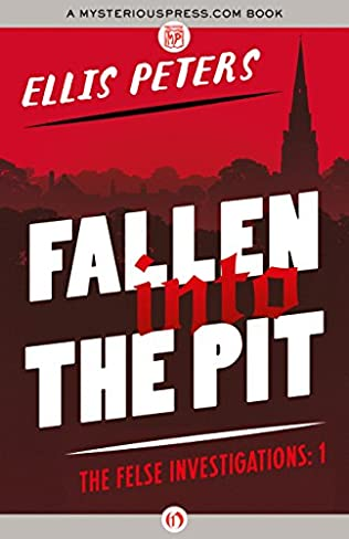 book cover of Fallen into the Pit