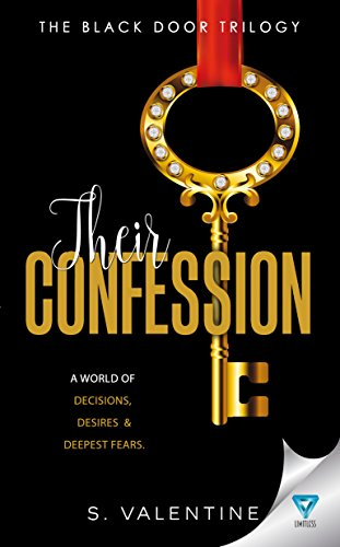Their Confession (The Black Door Trilogy Book 3) by [Valentine, S.]