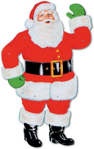 - Jointed Santa
