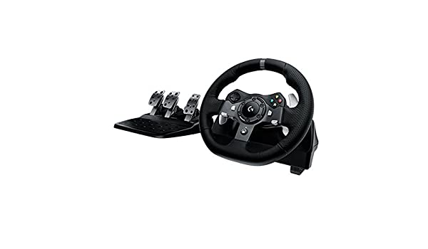 VOLANTE LOGITECH G920 GAMING FOR PC y XBOX ONE P/N:941-000123 ...