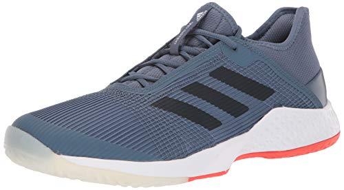 adidas Men's Adizero Club Football Shoe, tech Legend Ink/Active Orange, 12.5 M US