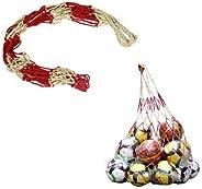 Team Equipment Bag Drawstring Bag Football/Volleyball/Basketball Bag Mesh Bag
