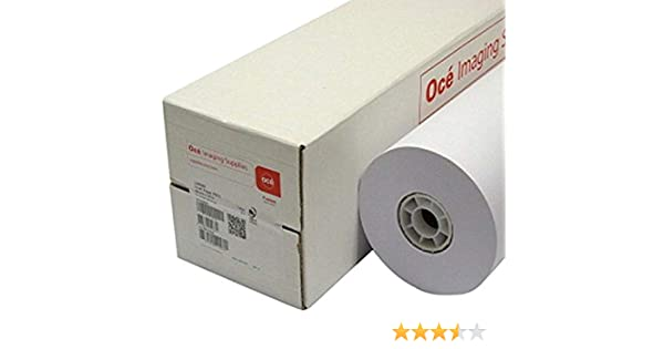 Canon Standard 90g/m, 420mm - Papel para plotter (420mm): Amazon.es: Oficina y papelería