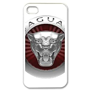 Jaguar iphone 4 4s phone Case Maverick Fantasy Funny Terror Tease Magical YHNL797824668 Kimberly Kurzendoerfer
