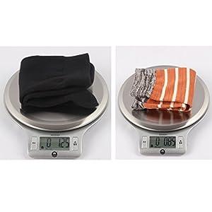 Mens Dress Socks Black Thick Formal Business Mid Calf- Toe Heel REINFORCED Gift Boxed(MSK755-4 Pairs Black plus size, US Men Size 10.5-14/EU 44.5-49)