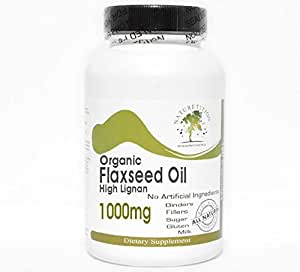 Natural Earth Products Organic Flaxseed Oil