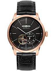 Zeppelin 7362-2 Flatline Series Mens Automatic Watch