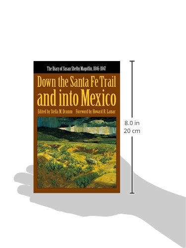 down the santa fe trail and into mexico essay