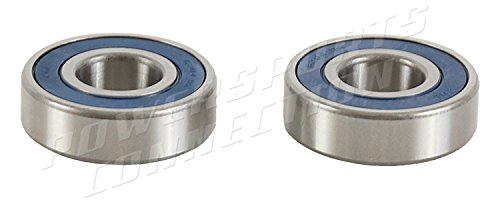 Connection PC15-1237--002 Front Rear Wheel Bearing for Moto_Guzzi California 1100 95 96 97, California 1100 (Carb) 94, California 1100 Au/Ti 03 04, California 1100 Classic 06 07