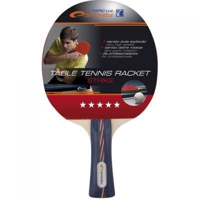 Spokey - STRIKE FL - Table Tennis Bat - designed for aggressive players. - certified by ITTF. by Spokey by Spokey