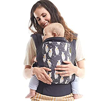 Boba Baby Carrier Classic 4Gs - Tatou - Backpack or Front Pack Baby Sling for 7 lb Infants and Toddlers Up to 45 Pounds 3
