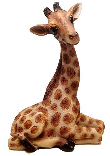Giraffe Sitting (10