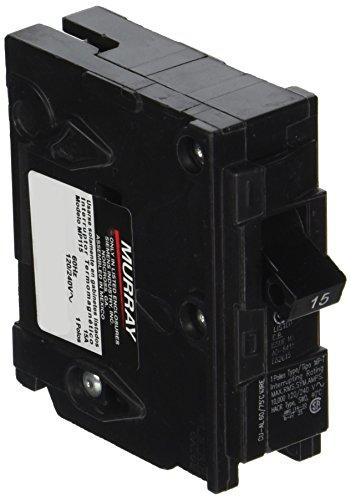 Murray MP115 15-Amp 1 Pole 120-Volt Circuit Breaker