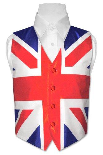 Boy's British Flag Dress Vest size 8 - Buy Online in UAE ...