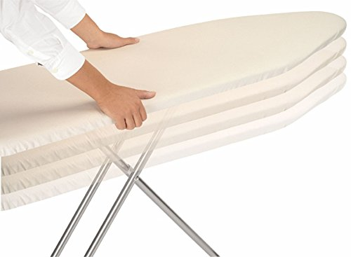 Brabantia Ironing Board with Steam Iron Rest, Size B, Standard - Ecru Cover by Brabantia (Image #7)