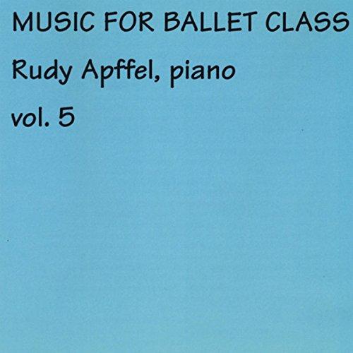 Music for Ballet Class, Vol. 5