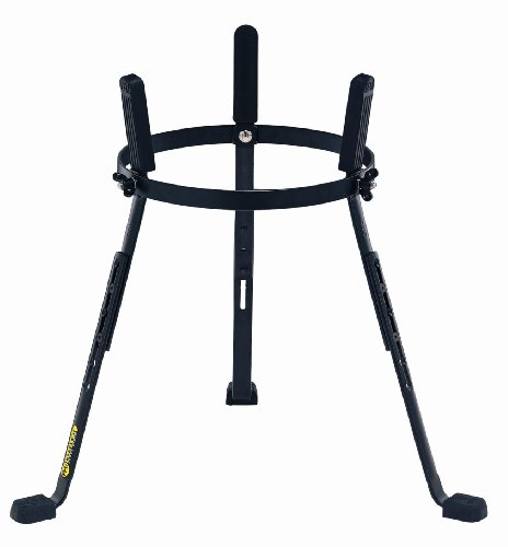 Meinl Percussion ST-MCC1212BK Steely II Height Adjustable Stand for 12-Inch MEINL MCC Congas, Black by Meinl Percussion